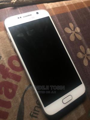 Samsung Galaxy S6 32 GB White   Mobile Phones for sale in Ekiti State, Ado Ekiti