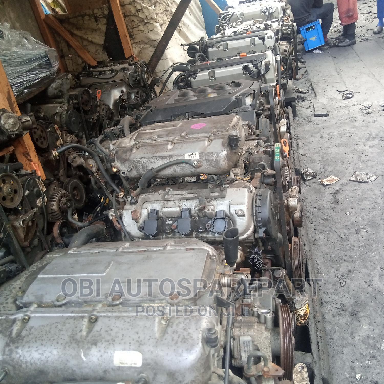 All Kinds of Honda Pilot Engine