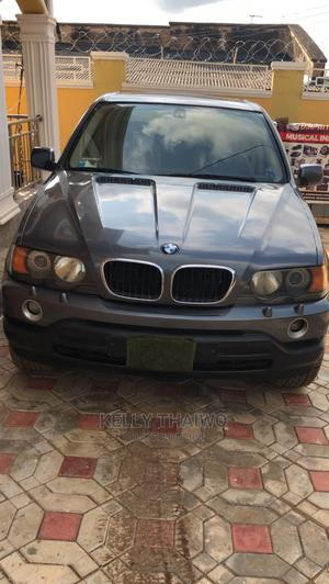 BMW X5 2007 Gray | Cars for sale in Oyo State, Lagelu