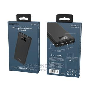 Borofone Power Bank 30000mah   Accessories for Mobile Phones & Tablets for sale in Lagos State, Ikeja