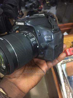 Used Canon EOS 600D Professional Camera | Photo & Video Cameras for sale in Lagos State, Ikeja