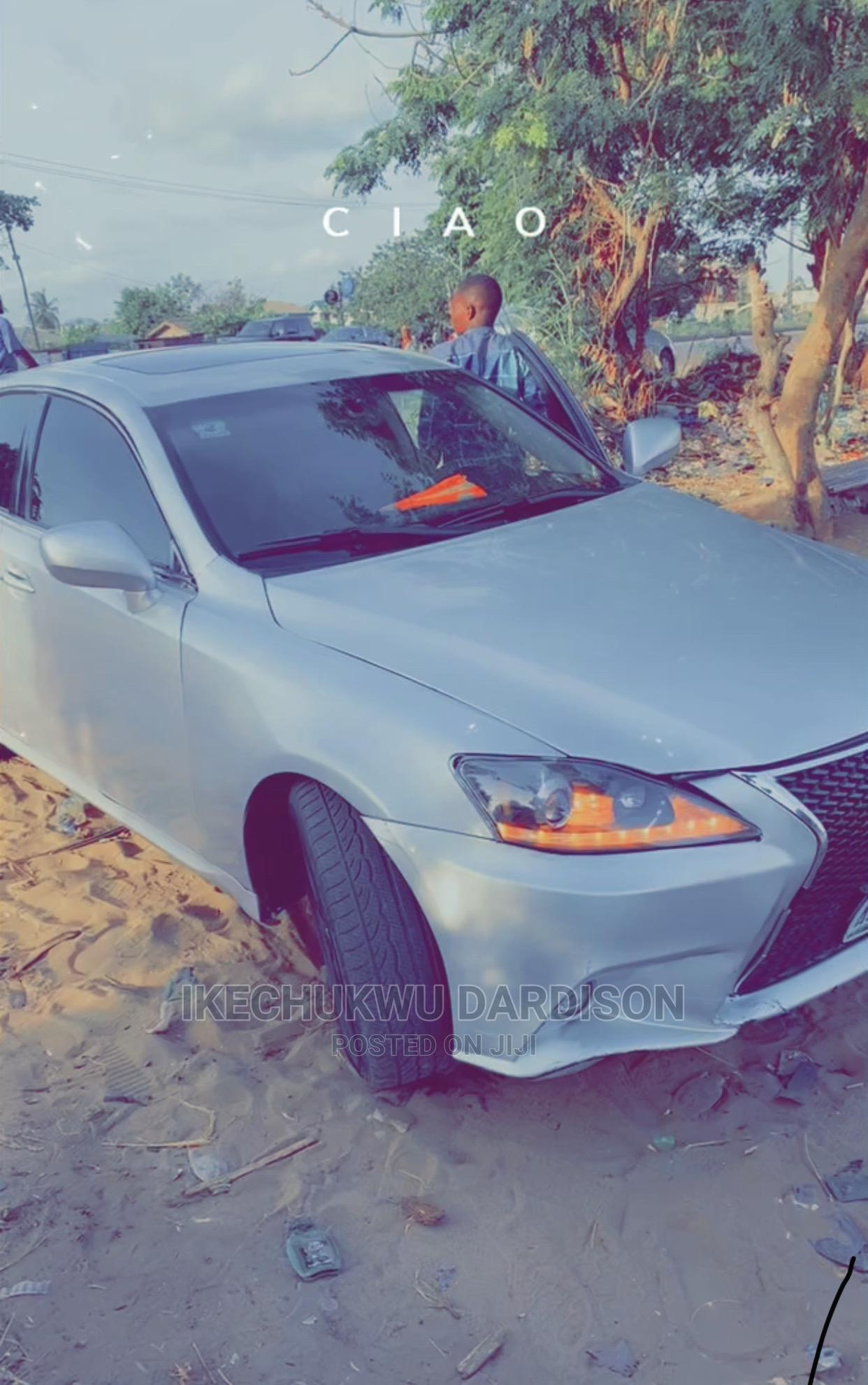 Lexus IS 2006 250 AWD Silver | Cars for sale in Badagry, Lagos State, Nigeria