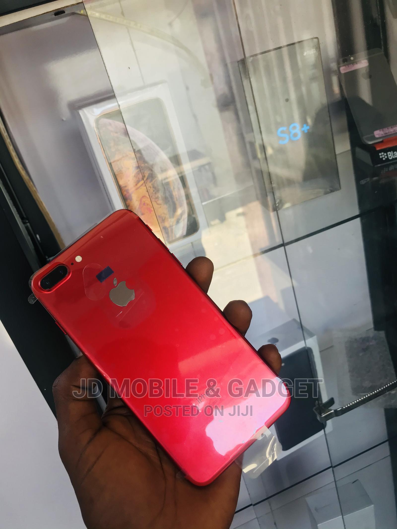 Apple iPhone 7 Plus 32 GB Red | Mobile Phones for sale in Ajah, Lagos State, Nigeria