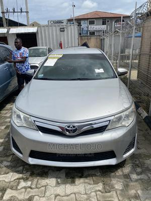 Toyota Camry 2014 Silver   Cars for sale in Lagos State, Ajah