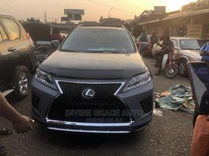 Upgrade Face Life Convertion for Lexus Rx350 2010 to 2020 | Vehicle Parts & Accessories for sale in Lagos State, Mushin