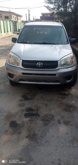 Toyota RAV4 2005 2.0 4x4 Silver   Cars for sale in Lagos State, Ikeja