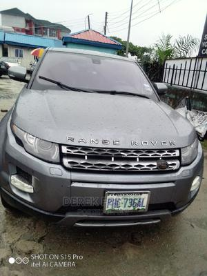 Land Rover Range Rover Evoque 2013 Gray | Cars for sale in Rivers State, Obio-Akpor