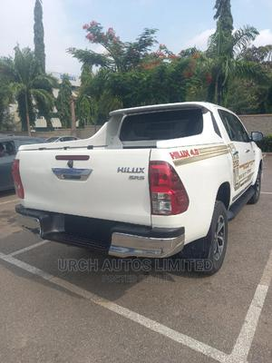 New Toyota Hilux 2021 White | Cars for sale in Abuja (FCT) State, Wuse 2