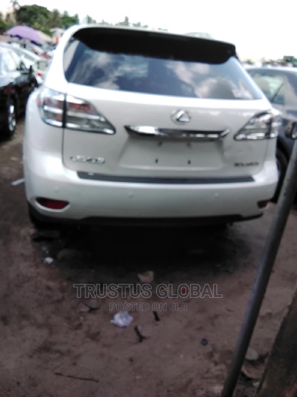 Lexus RX 2010 350 White | Cars for sale in Amuwo-Odofin, Lagos State, Nigeria