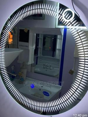 Round LED Mirror   Home Accessories for sale in Lagos State, Orile