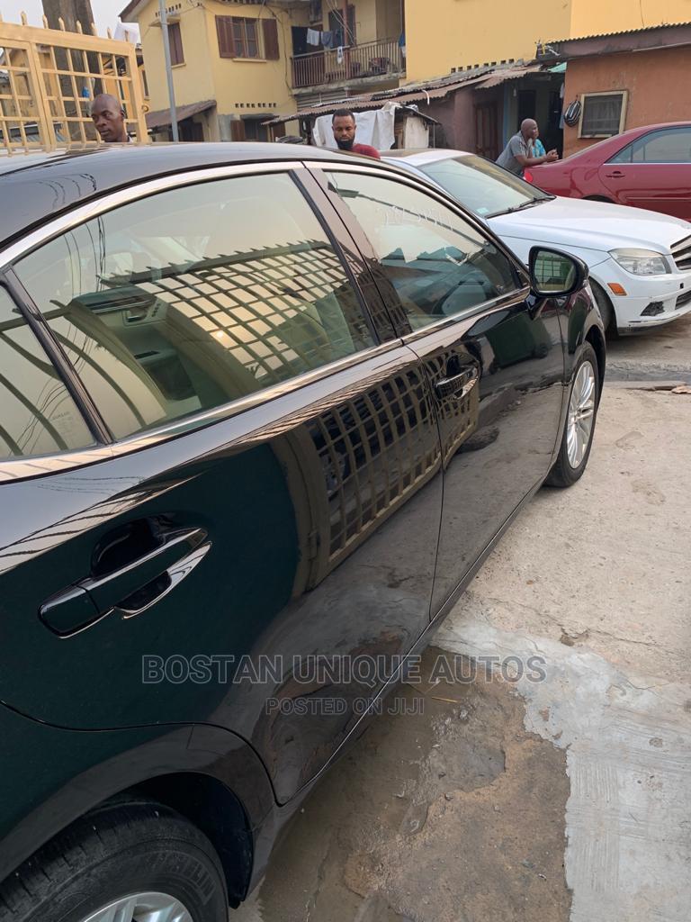 Archive: Lexus ES 2013 350 FWD Black