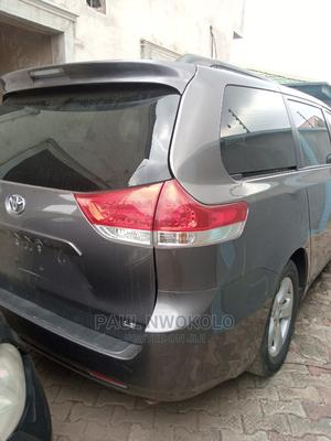 Toyota Sienna 2012 LE 7 Passenger Mobility Gray | Cars for sale in Lagos State, Isolo