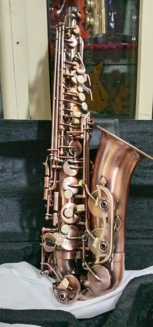 Bronze Color Alto Sax | Musical Instruments & Gear for sale in Lagos State, Magodo