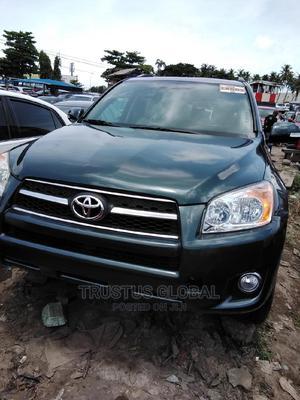 Toyota RAV4 2010 2.5 Sport Green | Cars for sale in Lagos State, Amuwo-Odofin