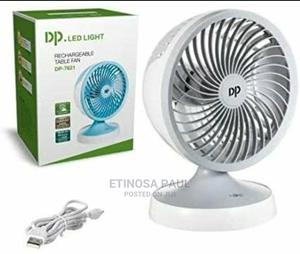 DP. Rechargable Table Fan | Home Appliances for sale in Edo State, Benin City