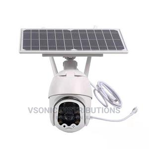 4G Solar Battery Powered Wireless Surveillance Cameras   Security & Surveillance for sale in Lagos State, Ikeja