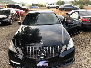 Mercedes-Benz E350 2012 Black | Cars for sale in Abuja (FCT) State, Gwarinpa