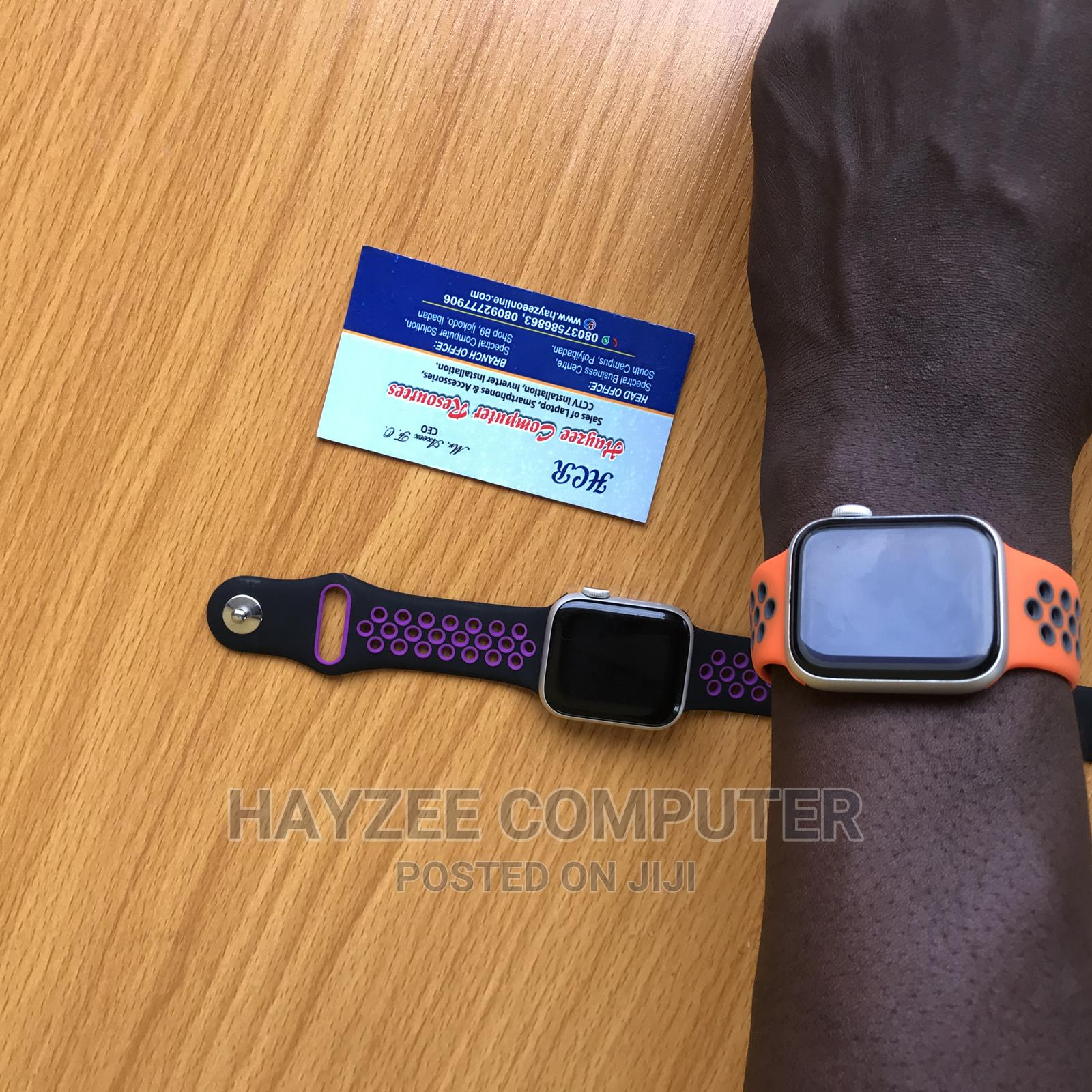 Apple Iwatch | Smart Watches & Trackers for sale in Ibadan, Oyo State, Nigeria