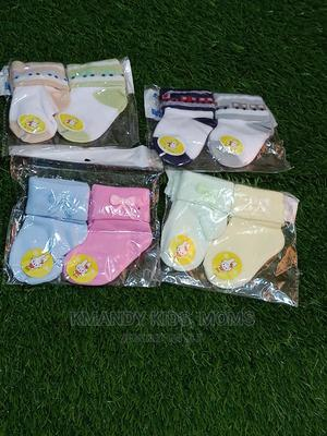Baby 2 Pairs in 1 Socks   Children's Clothing for sale in Abuja (FCT) State, Kubwa