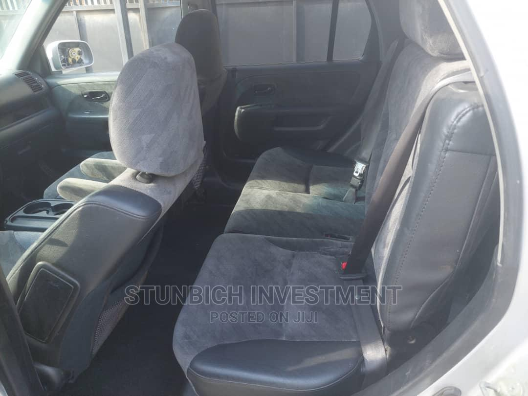 Honda CR-V 2004 EX 4WD Automatic Blue | Cars for sale in Gbagada, Lagos State, Nigeria