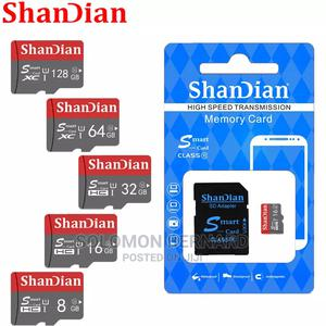 Shandian 8GB SD Card 8gb Memory Card   Accessories for Mobile Phones & Tablets for sale in Rivers State, Port-Harcourt