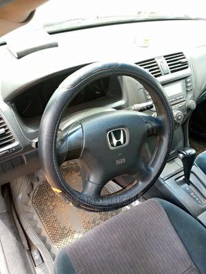 Honda Accord 2007 2.0 Comfort Automatic Black | Cars for sale in Abuja (FCT) State, Dei-Dei