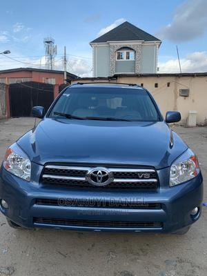Toyota RAV4 2007 Limited V6 4x4 Blue | Cars for sale in Lagos State, Isolo