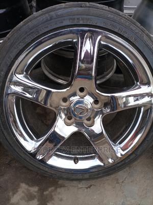 17 Inch Rim for Lexus Chrome | Vehicle Parts & Accessories for sale in Lagos State, Magodo