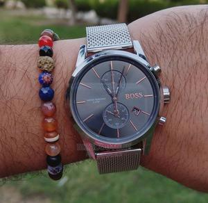 High Quality HUGO BOSS Chain Watch for Men   Watches for sale in Lagos State, Magodo