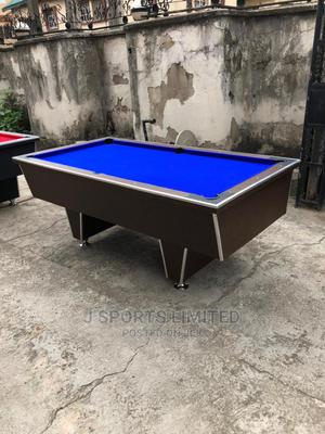 Local Snooker Board   Sports Equipment for sale in Lagos State, Ojodu