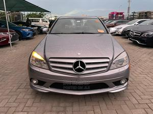 Mercedes-Benz C-Class 2009 C 300 (S204) Silver | Cars for sale in Lagos State, Lekki