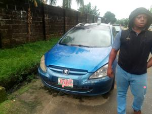 Peugeot 307 2005 SW 1.6 Blue | Cars for sale in Akwa Ibom State, Uyo