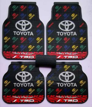 Toyota Rubber Floormat | Vehicle Parts & Accessories for sale in Lagos State, Ojo