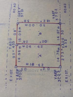 Residential Land   Land & Plots For Sale for sale in Ibadan, Akobo