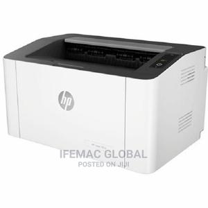 Hp 107a A4 Monochrome Laserjet Printer   Printers & Scanners for sale in Lagos State, Ikeja