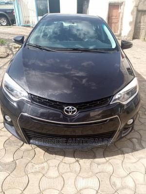 Toyota Corolla 2015 Black | Cars for sale in Kwara State, Ilorin West