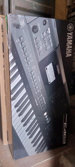 Yamaha Keyboard PSR-E463 | Musical Instruments & Gear for sale in Lagos State, Ojo