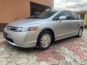 Honda Civic 2008 Silver   Cars for sale in Lagos State, Gbagada
