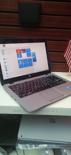 Laptop HP EliteBook 820 G2 4GB Intel Core I5 HDD 500GB | Laptops & Computers for sale in Benue State, Makurdi