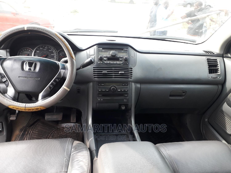 Honda Pilot 2003 Silver   Cars for sale in Katampe, Abuja (FCT) State, Nigeria