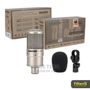 TAKSTAR Pc-K 200 Studio Condenser Microphone   Audio & Music Equipment for sale in Lagos State, Ikeja