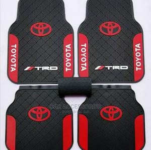 Customized Rubber Floormat for Toyota | Vehicle Parts & Accessories for sale in Lagos State, Ojo