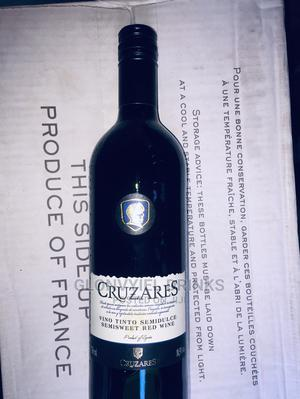 Cruzares Red Wine   Meals & Drinks for sale in Lagos State, Lagos Island (Eko)