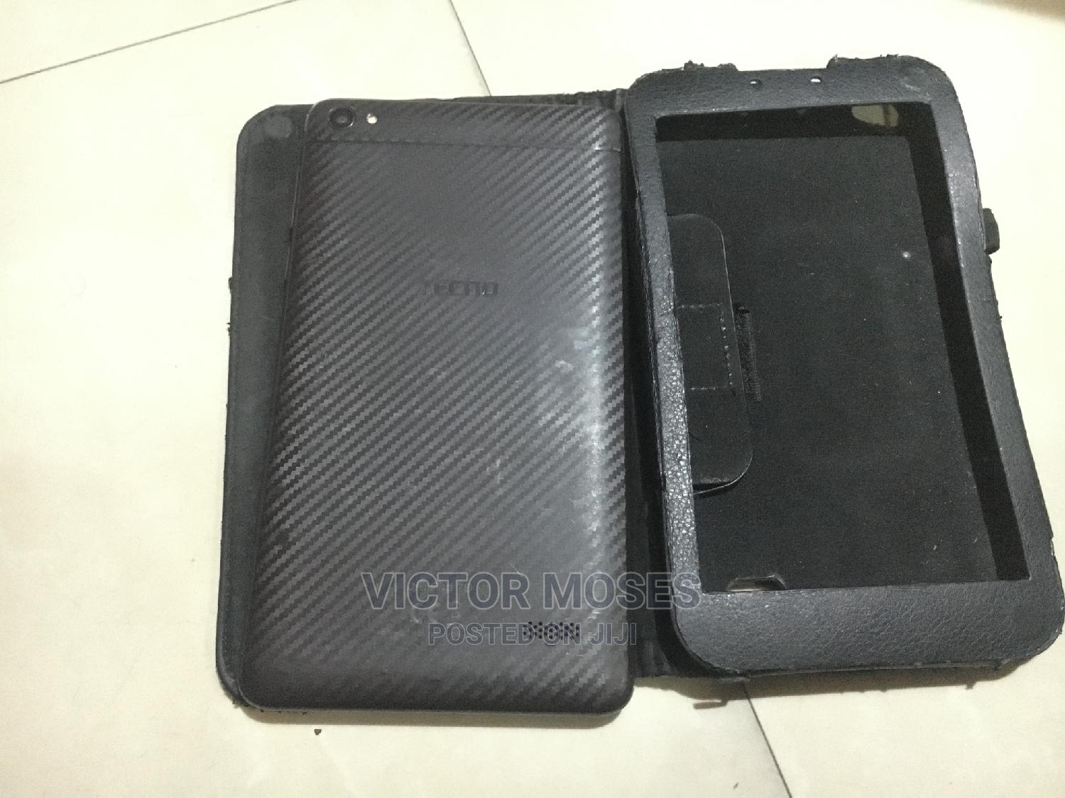 Tecno DroiPad 7D 16 GB Black | Tablets for sale in Port-Harcourt, Rivers State, Nigeria