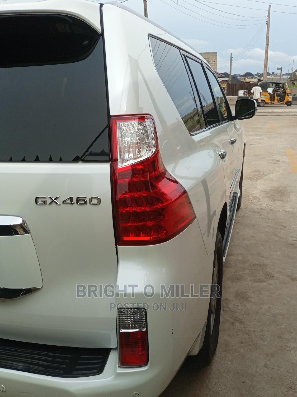 Archive: Lexus GX 2013 460 Premium White