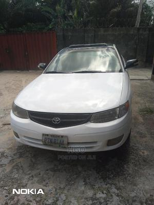 Toyota Solara 2003 White   Cars for sale in Delta State, Ethiope East