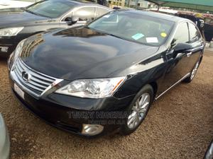 Lexus ES 2012 350 Black | Cars for sale in Abuja (FCT) State, Central Business Dis