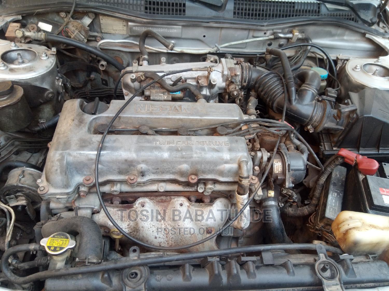 Nissan Primera 2000 Silver | Cars for sale in Ibadan, Oyo State, Nigeria