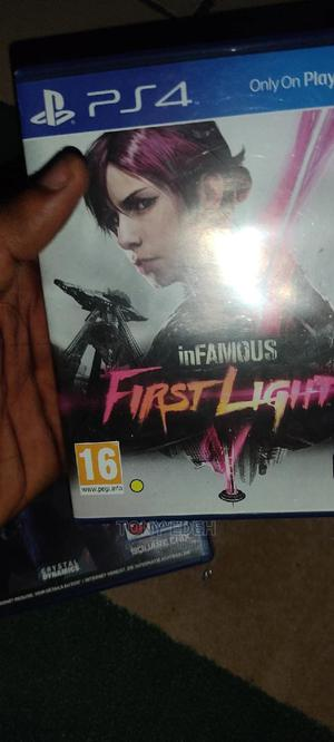 Infamous First Light Ps4 | Video Games for sale in Edo State, Auchi