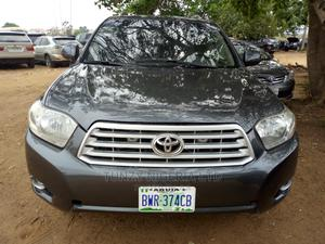 Toyota Highlander 2008 Gray | Cars for sale in Abuja (FCT) State, Kubwa